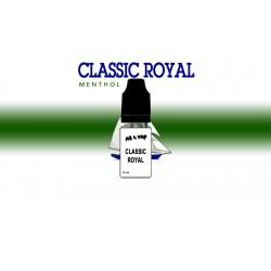 E-Liquide Tabac Royal menthol magic