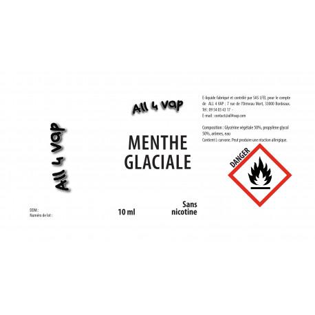 Menthe Glaciale All4Vap