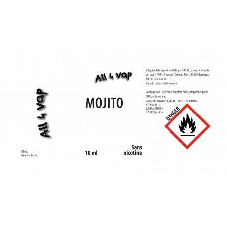 Mojito by All4vap