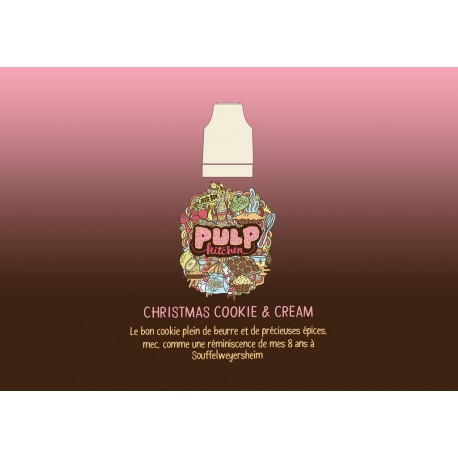 Christmas Cookie & Cream